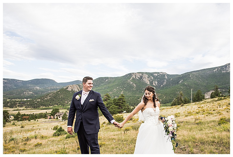 Estes Park wedding venue
